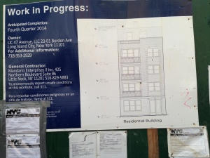 10-44 47th Ave: Progress 2