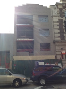 10-44 47th Ave: Progress 1